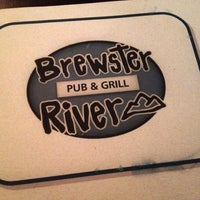 Photo taken at Brewster River Pub & Grill by Eat With Dan on 10/4/2012