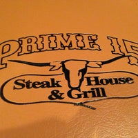 Photo taken at Prime 15 Steakhouse & Grill by Eat With Dan on 3/23/2013