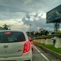 Photo taken at Traffic Light Jalan Sungai Ujong by Encik A. on 1/31/2017