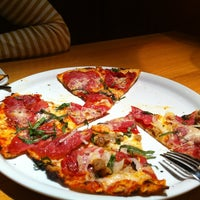 Photo taken at California Pizza Kitchen at Circle Centre by Paul K. on 1/19/2013
