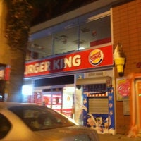 3/2/2013 tarihinde Mustafa K.ziyaretçi tarafından Burger King'de çekilen fotoğraf