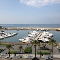 Photo taken at Four Seasons Hotel Beirut by Krix B. on 10/11/2012