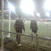 Photo taken at Ciutat Esportiva Sabadell - Olímpia by Mónica S. on 1/18/2013