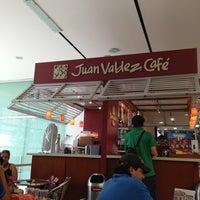 Photo taken at Juan Valdez Café by Miguel-A M. on 3/20/2013