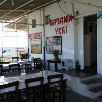 Photo taken at Baba'nin Restauranti by Rahmi D. on 4/15/2014
