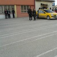 Photo taken at Konya Dumlupınar Anadolu Lisesi by Gökçe G. on 3/13/2013