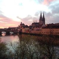 Das Foto wurde bei SORAT Insel-Hotel Regensburg von JMyee H. am 11/22/2013 aufgenommen