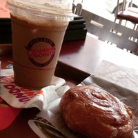Photo taken at Dunkin' Donuts by michel t. on 4/9/2015