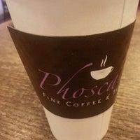 Photo taken at Phoscao Cafe by Jacky W. on 3/16/2013