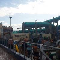 Photo taken at Water Park Hartenbos by Lucille V. on 1/3/2015