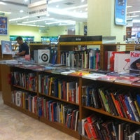 Photo taken at Saraiva MegaStore by Carlos C. on 3/31/2013