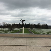 Photo taken at Henri-Chapelle American Cemetery and Memorial by Joni d. on 3/29/2017