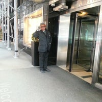 Photo taken at Fifty NYC-an Affinia Hotel by annita m. on 2/7/2013