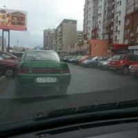 Photo taken at Парковка на Пушкинской 116 by Kirill T. on 7/25/2013