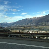 Photo taken at Autostrada by Anh on 2/7/2013