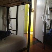 Photo taken at Saman Hostel by eduardo c. on 11/3/2012