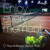 Photo taken at Quadras De Tenis Do Bela by Dalto d. on 8/12/2013