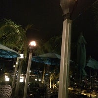 Photo taken at Blue Wave Bar & Grill by Genti P. on 7/20/2014