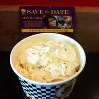 Photo taken at Ashley's Ice Cream Cafe by ChezCei on 5/17/2014