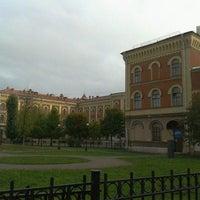 Photo taken at Гимназия № 209 by Великая К. on 9/28/2013