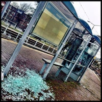 Photo taken at Tramhalte Wouwermanstraat by Fauzia J. on 11/24/2013