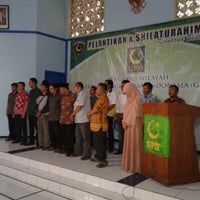 Photo taken at DPD KNPI JABAR by Januar S. on 10/11/2014