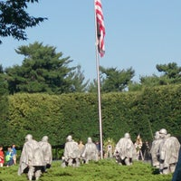 Photo taken at Korean War Veterans Memorial by Luis C. on 6/9/2013