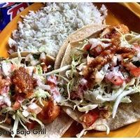 Foto scattata a Georgee's Baja Grill da rizallion c. il 2/14/2016