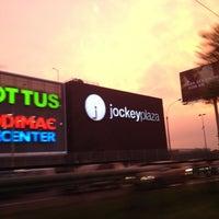 Photo taken at Jockey Plaza by Carol A. on 11/27/2012