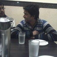 Photo taken at Madan Sweets by Rajesh Y. on 1/12/2013