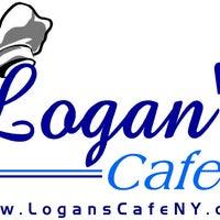 Photo taken at Logan's Cafe by Logan O. on 1/11/2013