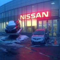 Photo taken at Nissan Автогранд by Kirill K. on 2/11/2013