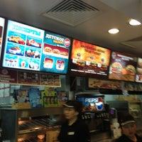 Photo taken at Burger King by Kirill K. on 2/23/2013