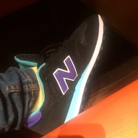 Photo taken at New Balance by Caterina C. on 4/16/2016