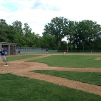 Photo taken at Roy Guilliam Babe Ruth Field by Trent J. on 6/5/2014