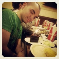 Photo taken at American Steakhouse by Arelis C. on 5/4/2013