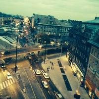 10/11/2013 tarihinde Mike A.ziyaretçi tarafından Hotel Hungaria City Center'de çekilen fotoğraf