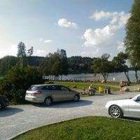 Photo taken at Areal letních Sportu by Jazz on 8/1/2018
