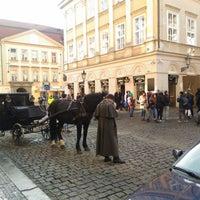 Photo taken at V Kotcích by Jazz on 2/16/2018