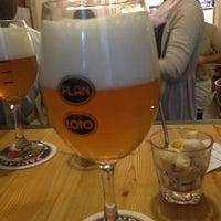 Photo taken at Bar Plan by Klara Q. on 4/20/2013