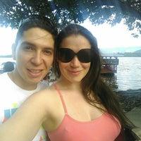 Photo taken at Yaguara by Alejandra on 12/27/2015
