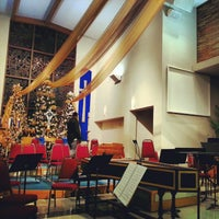 Photo taken at Trinity Lutheran Church by Aaron C. on 12/22/2012