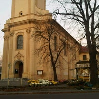 Photo taken at Kostel sv. Josefa by Petr D. on 11/15/2012