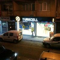 Photo taken at Turkcell İletişim Merkezi by Tamer I. on 3/28/2013