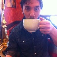 Photo taken at Café Descartes by Amanda L. on 1/1/2014