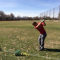 Photo taken at Nibley Park Golf Course by Steve B. on 2/26/2014