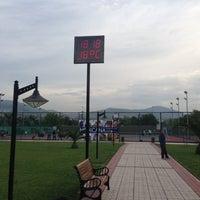 Photo taken at Samsun Tenis İhtisas Kulübü Derneği by Ferhat A. on 5/10/2013