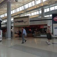 Photo taken at Terminal C Food Court by Von on 5/14/2013