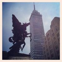 Foto tomada en Torre Latinoamericana por Josue M. el 10/14/2012