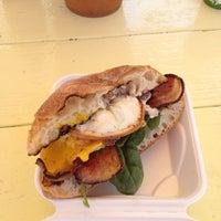 Photo taken at Sunbird Food Truck by Kaylan R. on 7/5/2013